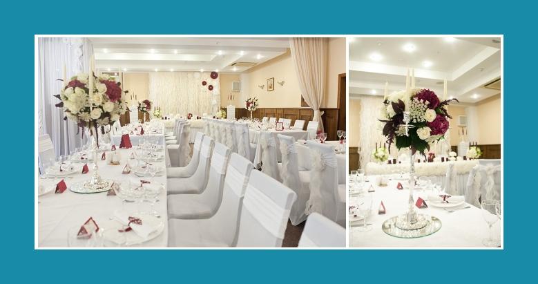 Bild Tischdeko Hochzeit