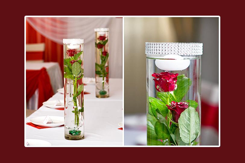 Blumen im Glas 2