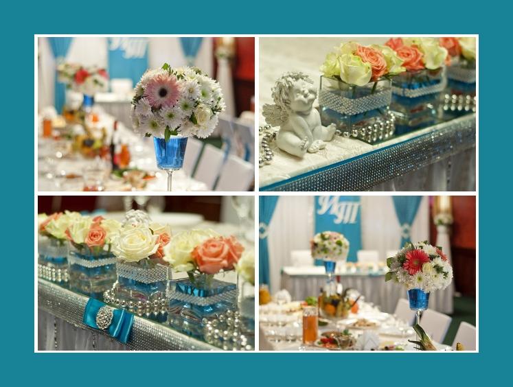 Hochzeit Blumen Blumendeko