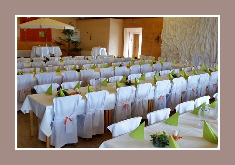 Hochzeitsdekoration selbst gestalten