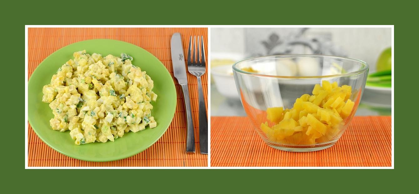 Erfrischender Kartoffelsalat für jede Jahreszeit