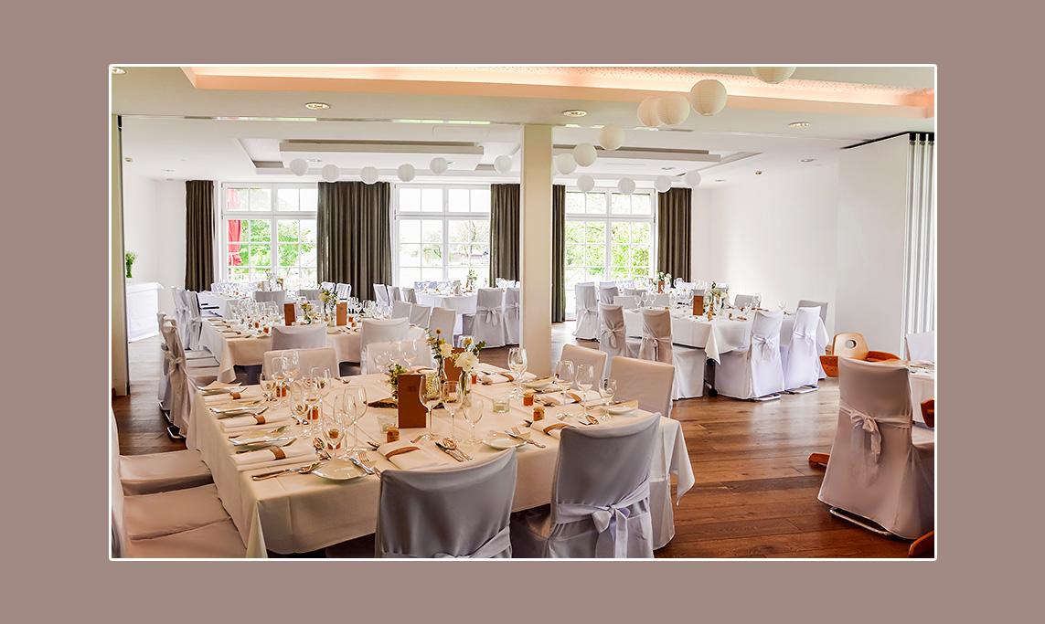 Hochzeitsaal Seminarhaus Freizeithaus Aiterbach am Chiemsee, Rosenheim, München