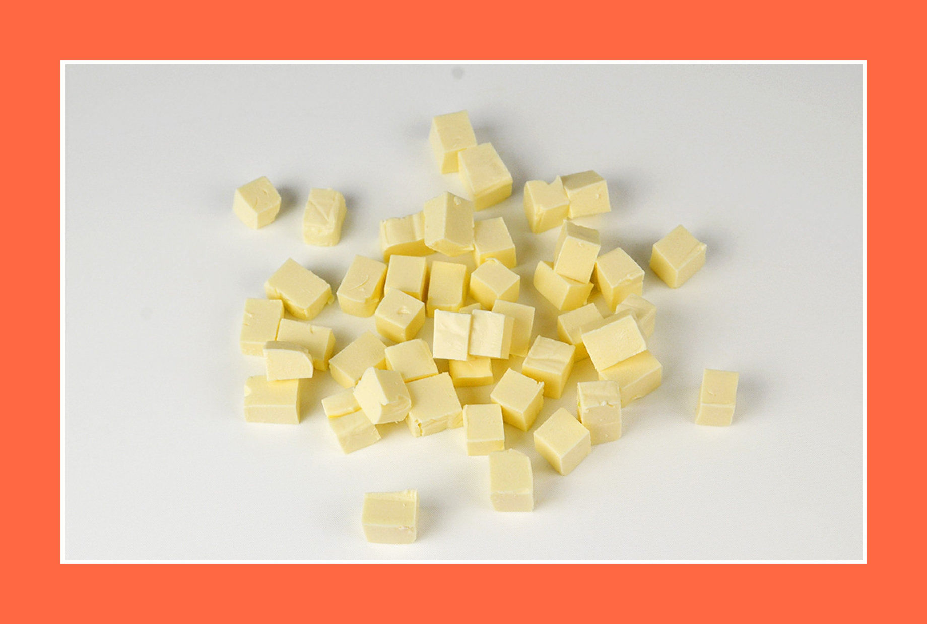Gurkensalat mit Käse