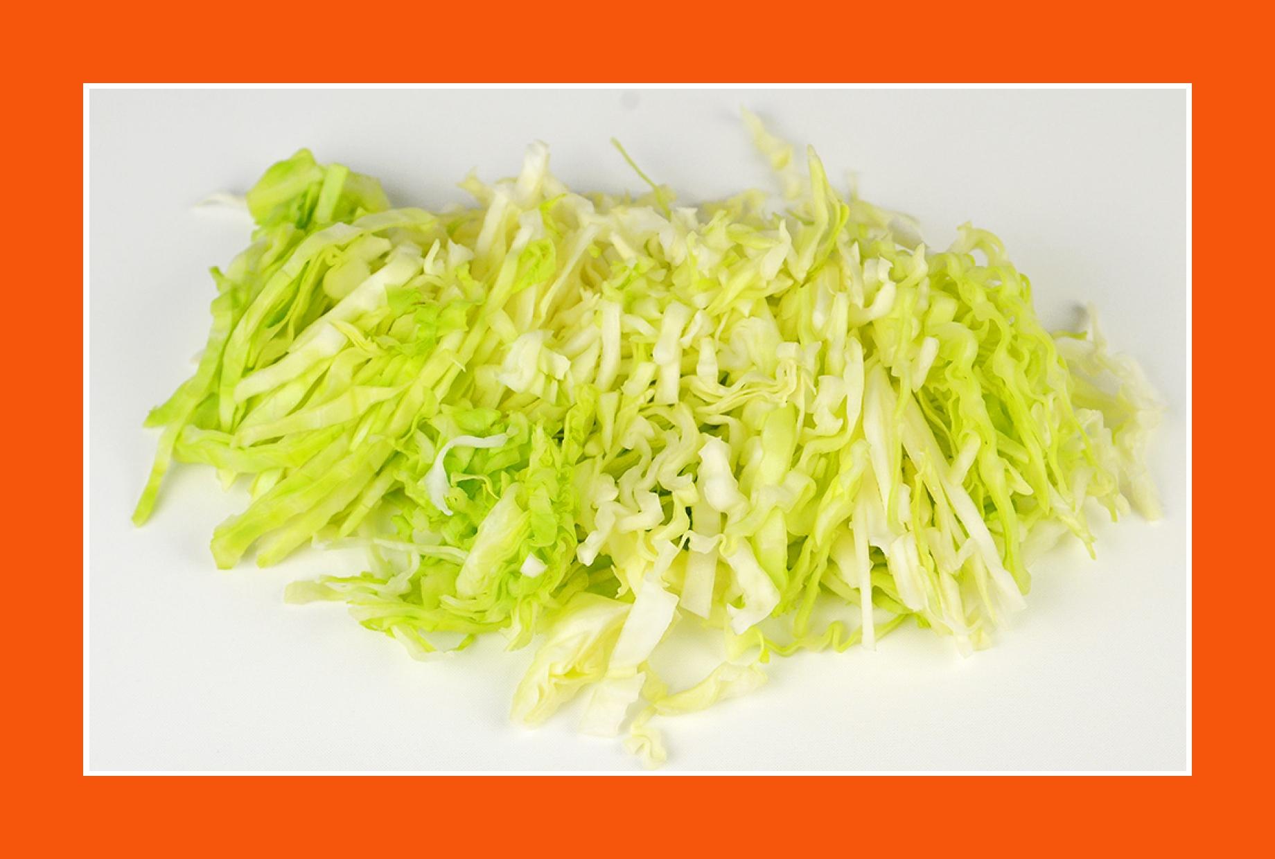 Weißkrautsalat Weißkohlsalat