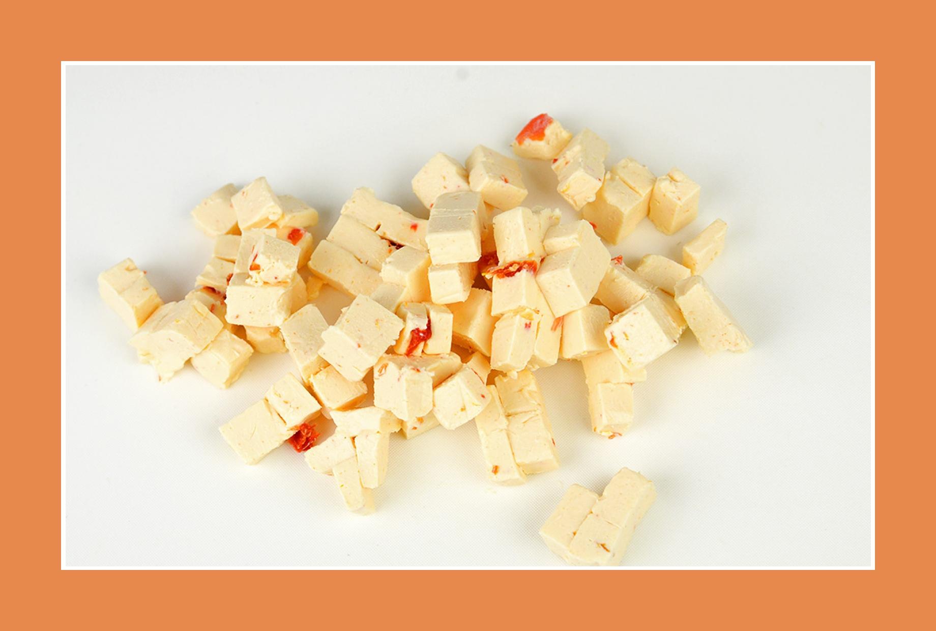 Kartoffelsalat mit Käse Schmelzkäse