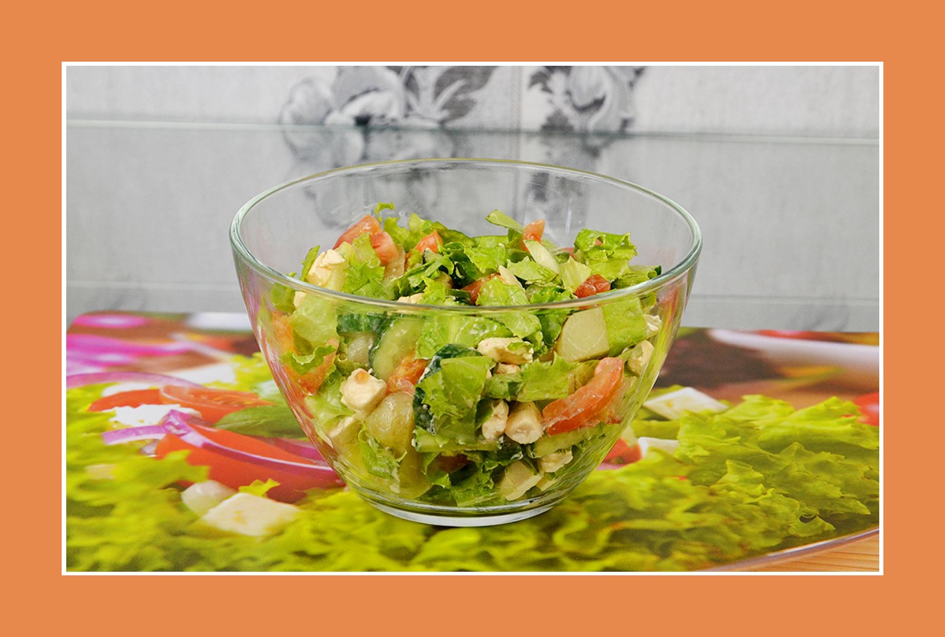 Kartoffelsalat Tomatensalat Gurkensalat Eisbergsalat Gartensalat