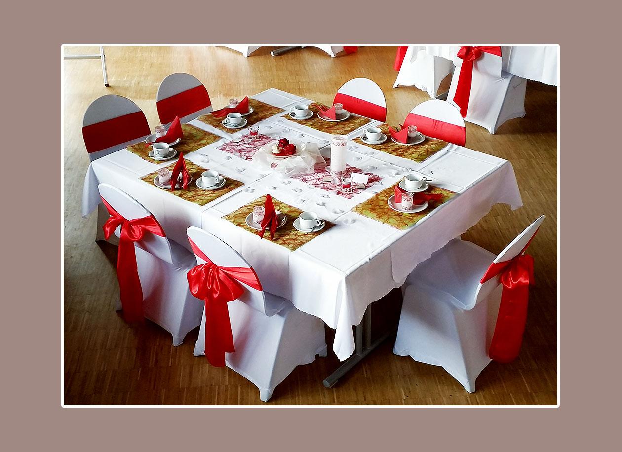Prachtige Rote Hochzeitsdeko Von Anja Philipp Ab 1
