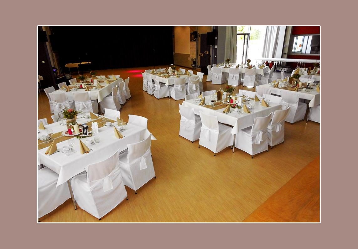 Hochzeitslocation Renningen Stuttgart - Deko zur Hochzeit