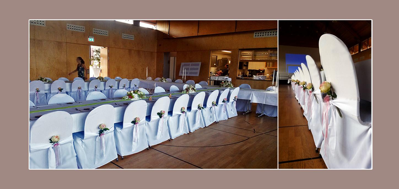 Stuhlhussen mieten Friedrichshafen - Hochzeitslocation in Ruam Ravensburg, Lindau und Konstanz