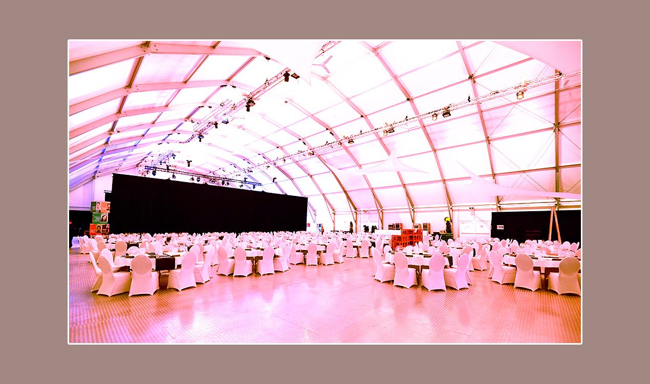 Hochzeitslocation Deko in Eventpalast Nürnberg