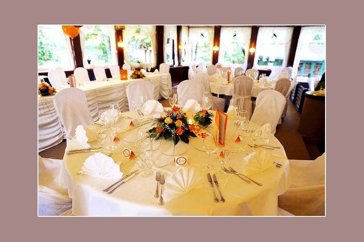 Hochzeit im Hotel-Restaurant Bad Hiddenserborn