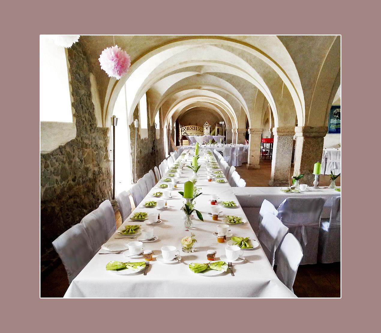 Hochzeit - Rittergut Planschwitz