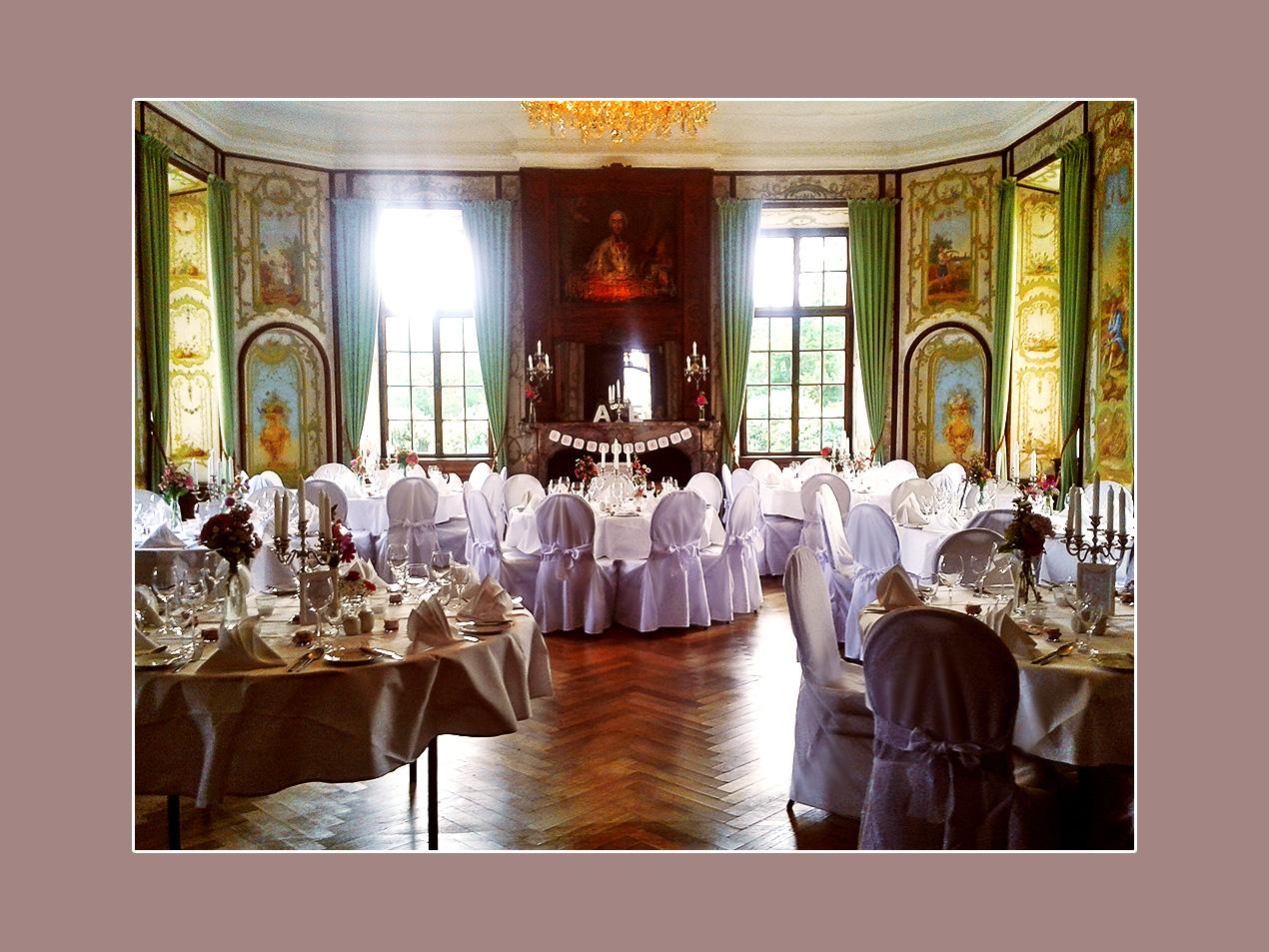 Hochzeit Schloss Miel - Umgebung Euskirchen, Bonn