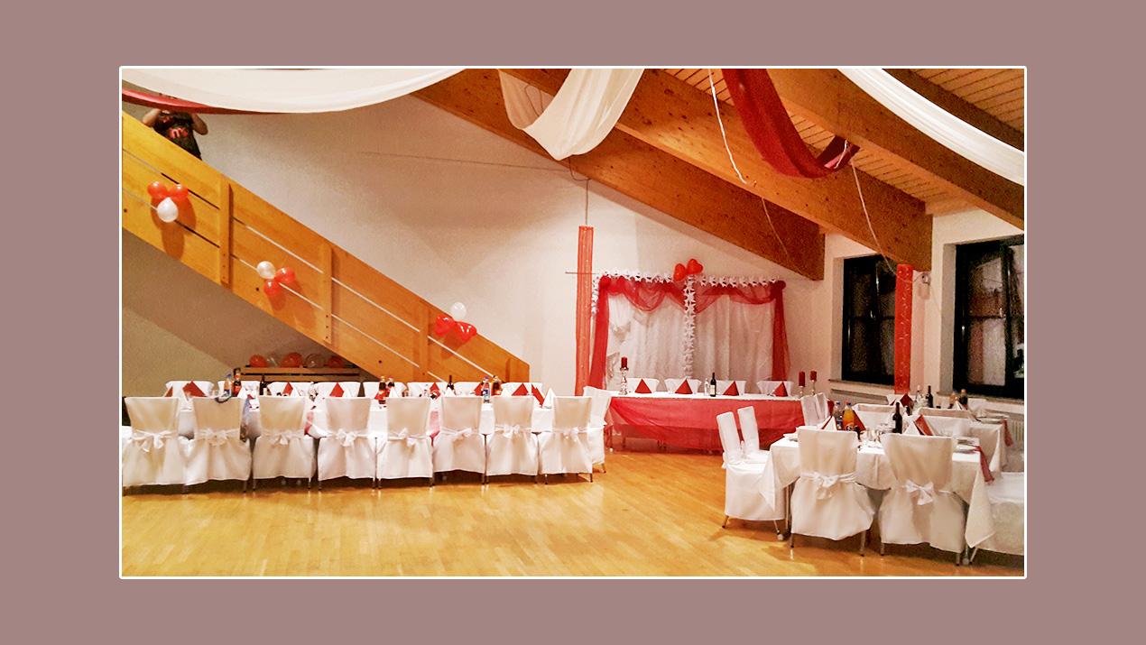 Hochzeit - Hochzeitslocation Bischof Neumann Haus in Waldkraiburg - Umgebung Mühldorf am Inn, Altötting