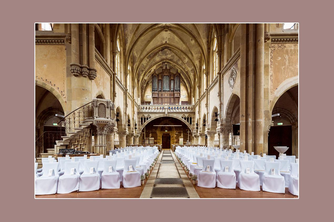 Hochzeit in der Lukaskirche Zwickau - Ev.-Luth. Lukaskirchgemeinde Planitz-Rottmannsdorf
