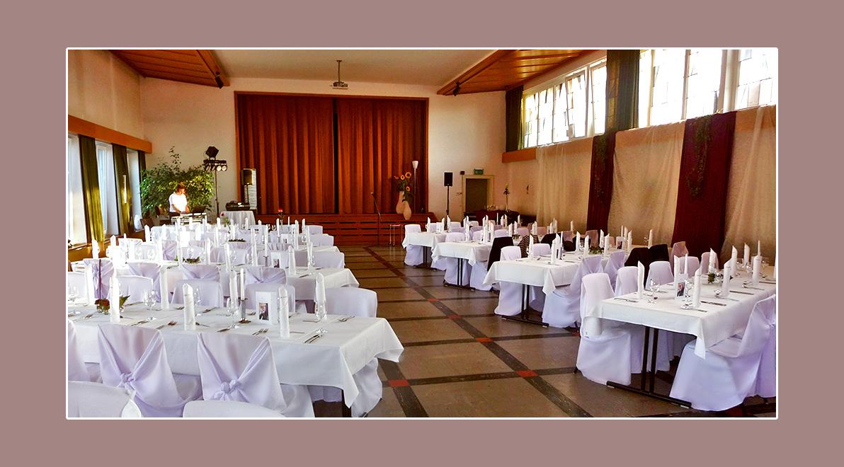 Geburtstagsdeko in Herrenberg - Umgebung Tübingen, Reutlingen, Stuttgart