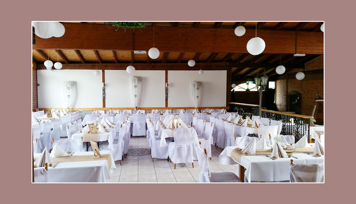 Hochzeitslocation Landhaus Siebe in Hattingen - Umgebung Essen, Wuppertal, Hagen