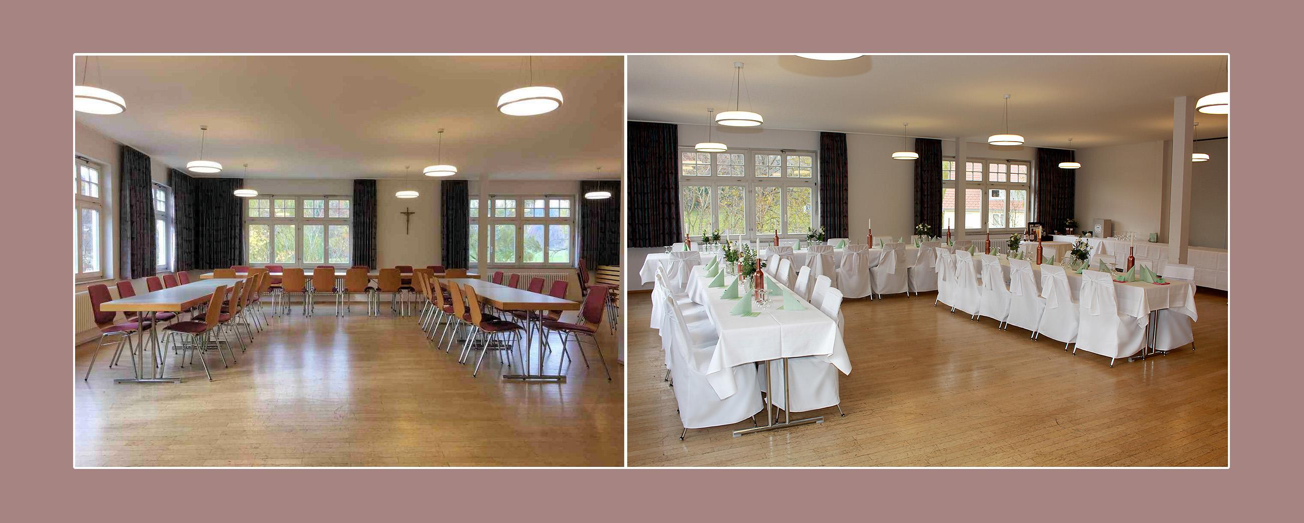 Hochzeitsdeko Hochzeitslocation Gemeindehaus Fridingen/Donau - Umgebung Tuttlingen, Villingen Schwenningen, Singen